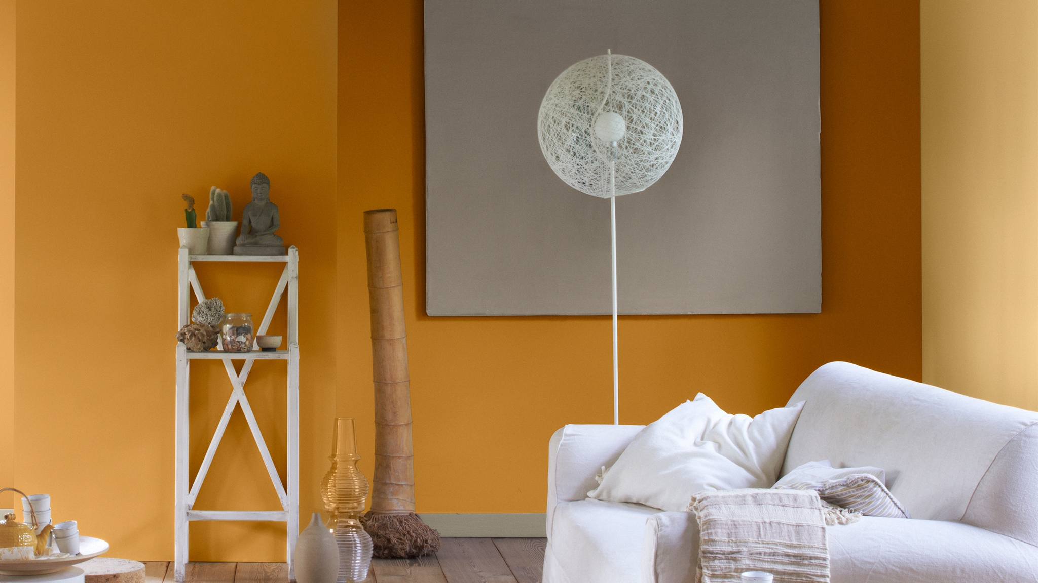 How To Make A Dark Space Feel Brighter Dulux